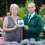 Garden Centre competition winner.