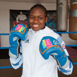 Team GB Olympic gold medal winner Nicola Adams