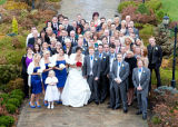 Wedding Photography at Walton Hall , Wakefield