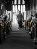 Wedding photography in York.