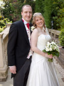 Wedding photography at Oakwood Hall, Bingley.