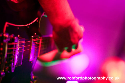 Live Music Photography Bradford, Leeds & Yorkshire
