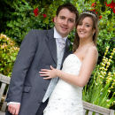 Wedding photography at the Gomersal Park Hotel.