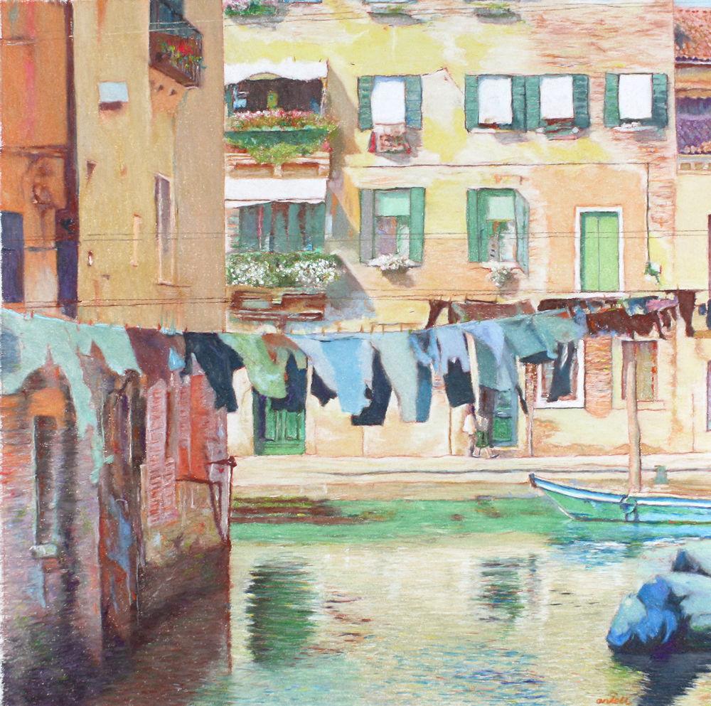 Venice washday