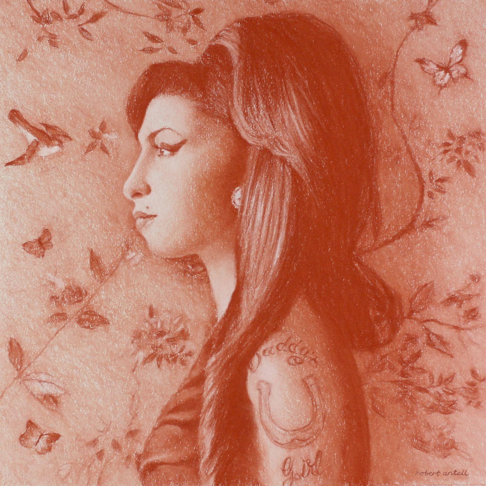 Amy Winehouse Terracotta