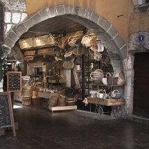 Basket shop, Annecy