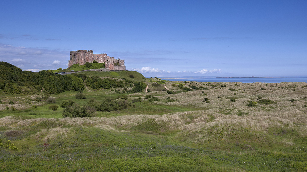 Bamburgh Castle 2