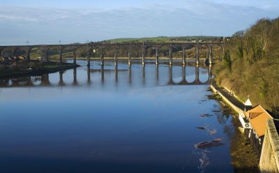 Railway Viaduct, Berwick-on-Tweed