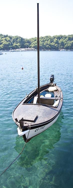 Boat, Croatia