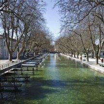 Canal du Vasse, Annecy