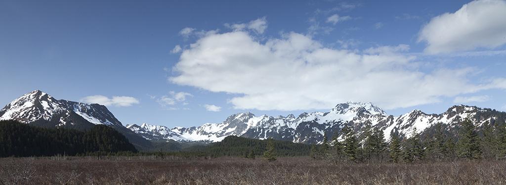 Churcach Mountains, Copper River delta