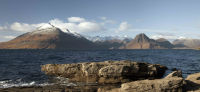 Cuillins from Elgol (Panorama)