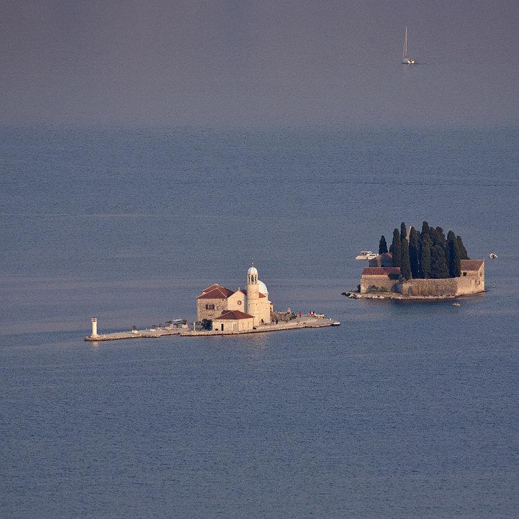 Dusk, Bay of Kotor