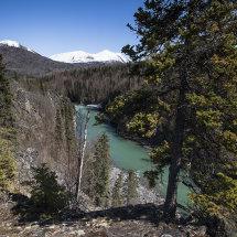 Kenai River gorge 2