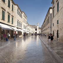 Main Street, Dubrovnik