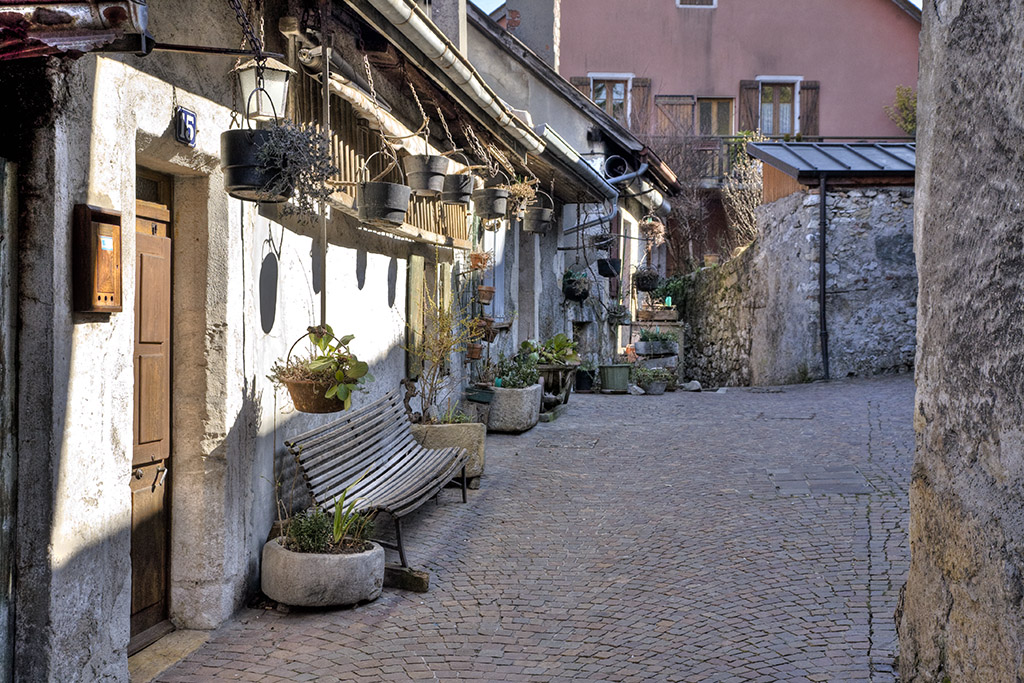 Cottage, Old town, Annecy