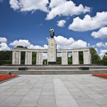 Russian war memorial, Berlin