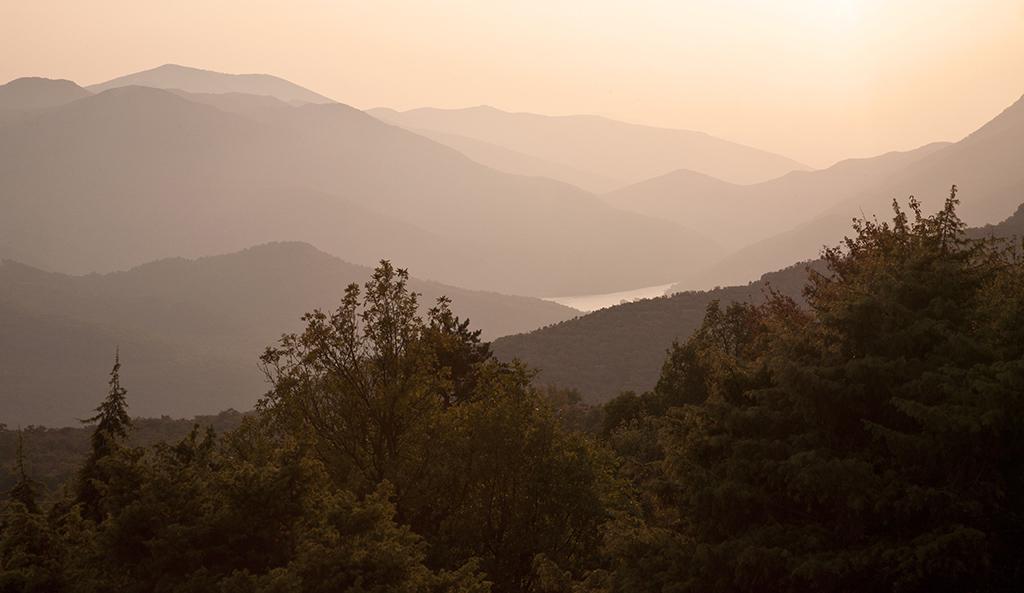 Bosnian border