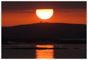 119 Schull Tower at Sunset