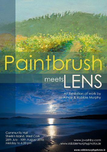 Paintbrush Meets Lens Exhibition2018