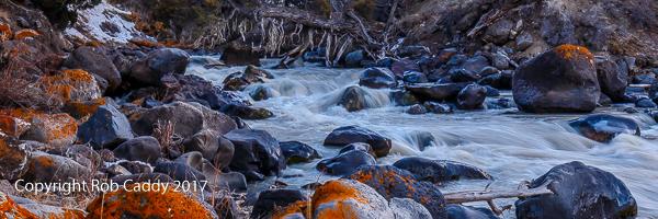 Yellowstone River Rapids 2