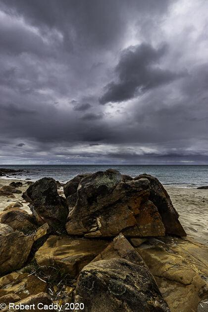 Castle Rock Storm Clouds