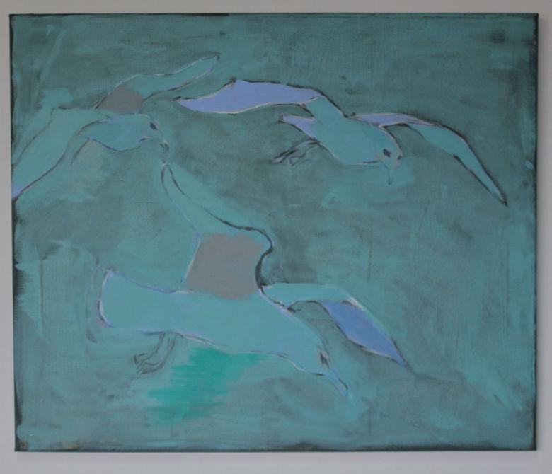 Sea Gull 2   50x60