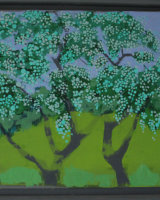 Apple Blossom 1   50x60