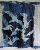 Sea Gulls  14.jpg. 130x137cm