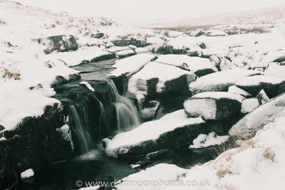 East Dart Falls