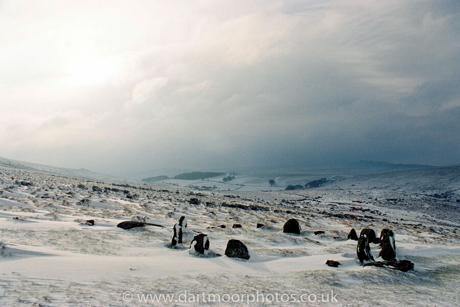 Nine Maidens Stone Circle