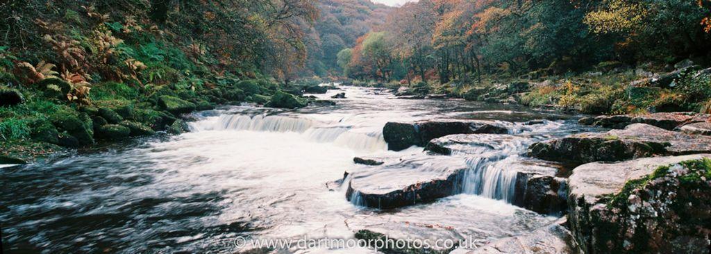 River Dart Below Dartmeet