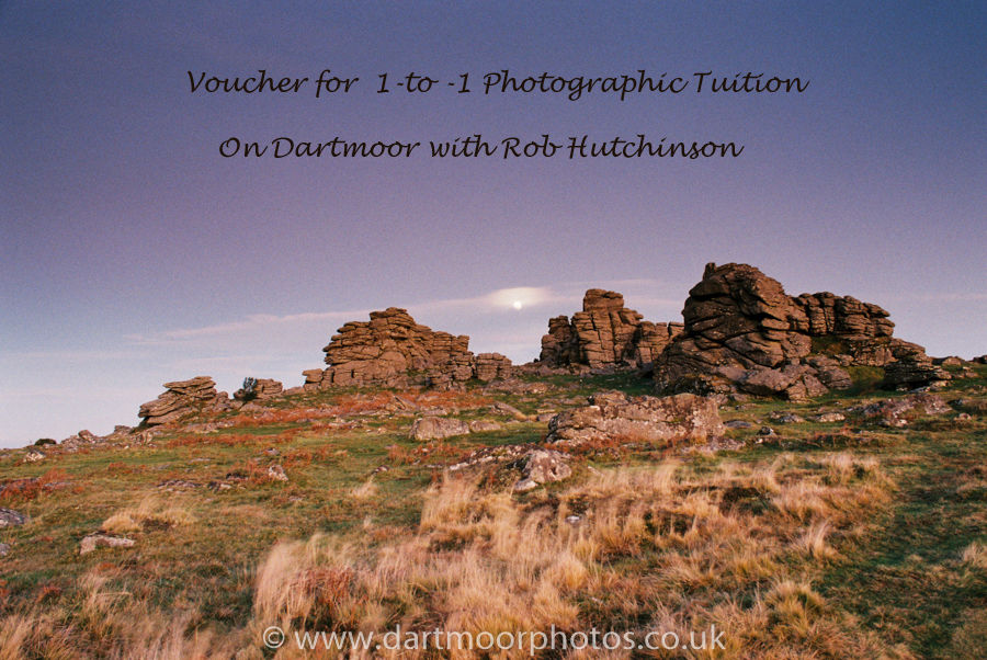 1-to-1 Tailor Made Photographic Tuition with Rob Hutchinson