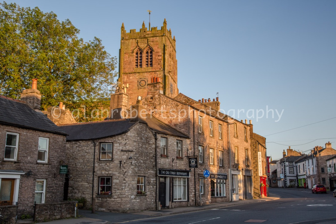KIRKBY STEPHEN AND CHURCH