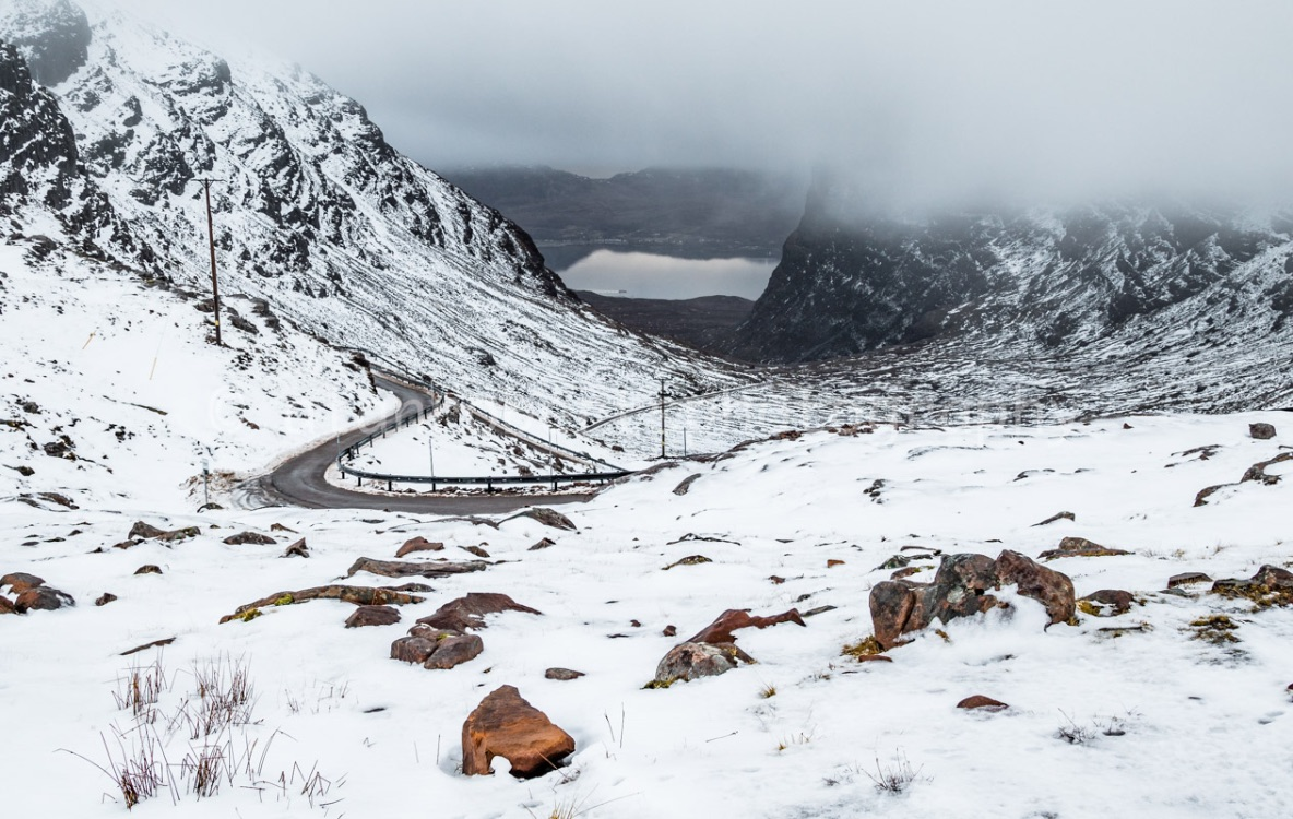 APPLECROSS - BEALACH PASS