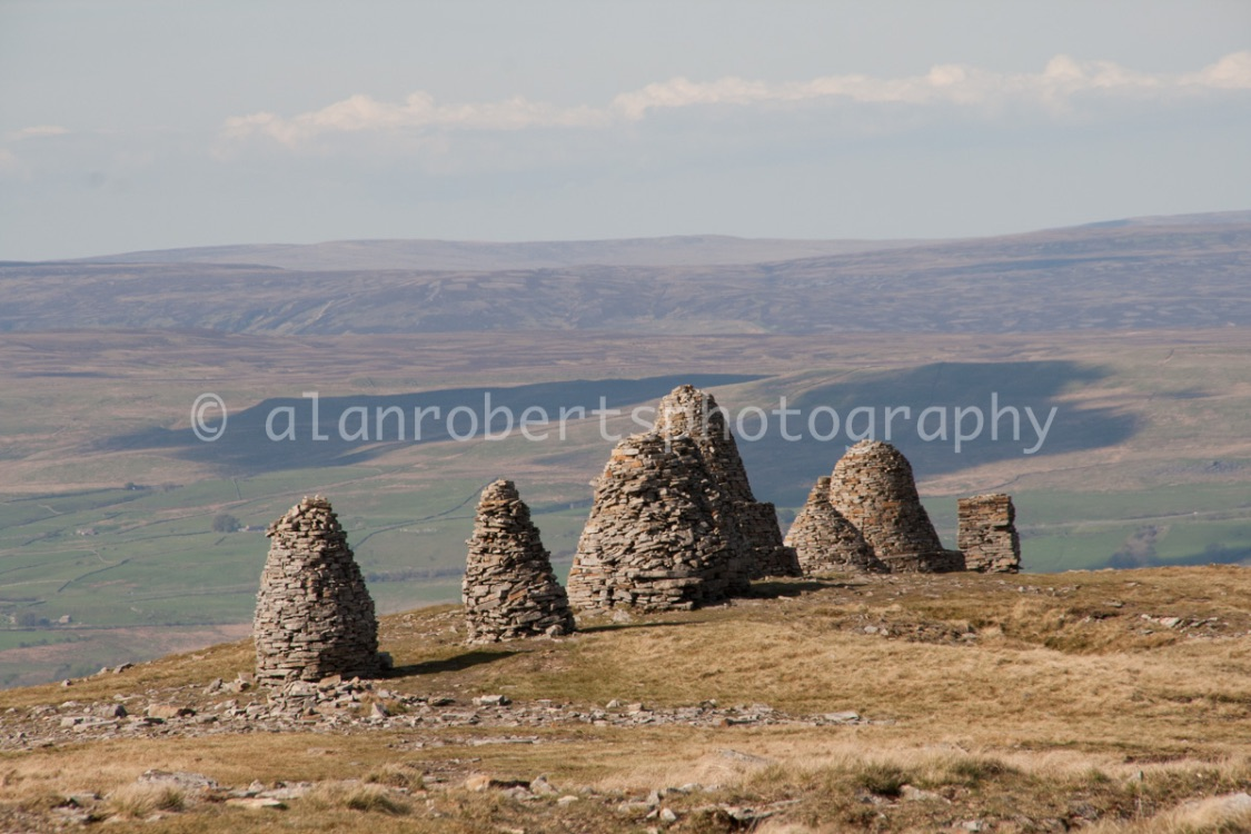 SENTINELS OVERLOOKING EDEN VALLEY
