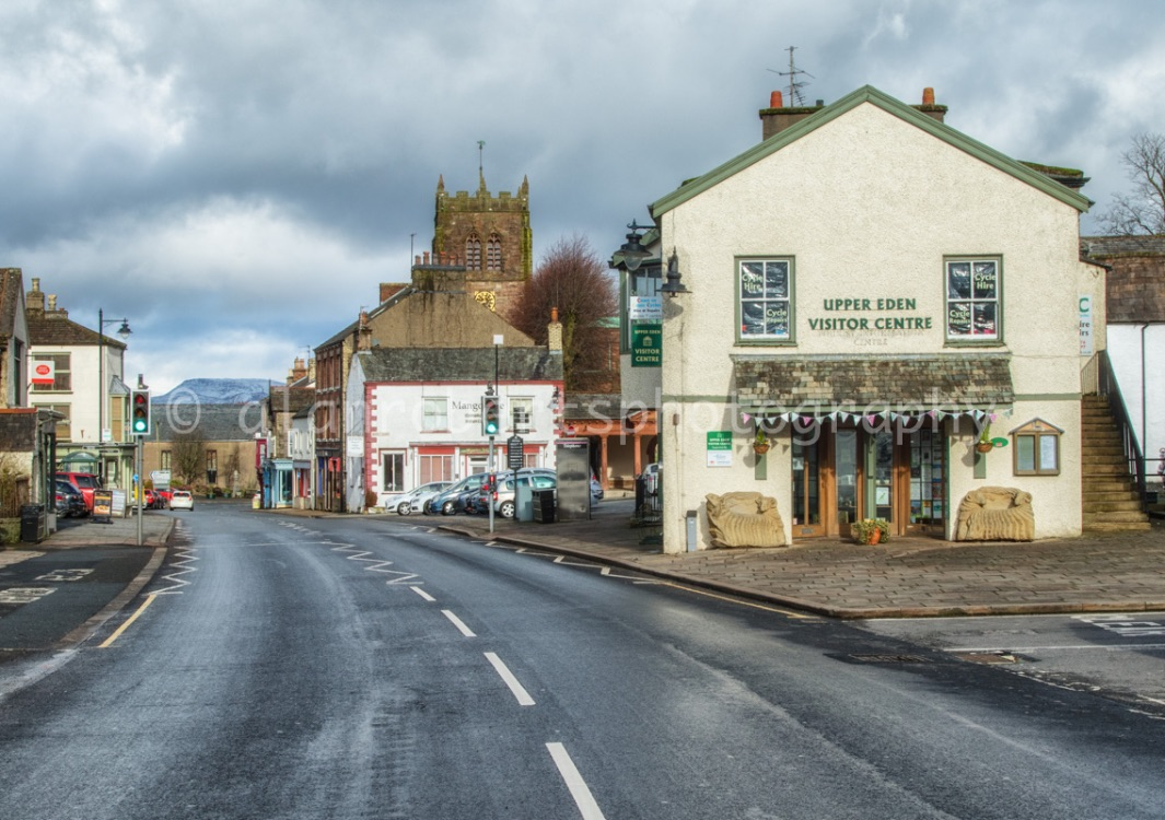 KIRKBY STEPHEN TOWN CENTRE