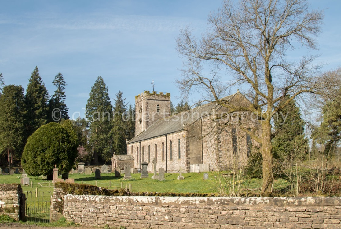 RAVENSTONEDALE CHURCH
