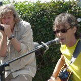 John Tribe & Dave Griffiths 2010