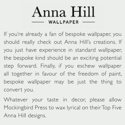 ANNA HILL BLOG 1