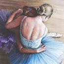 tired ballerinas