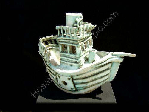 HMS Seagull.