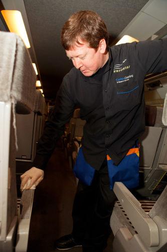 Eurostar Cleaning