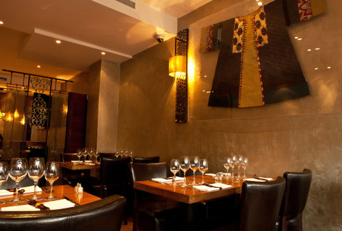 Kazan Restaurant Victoria London