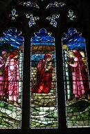 Morris and Burne-Jones window