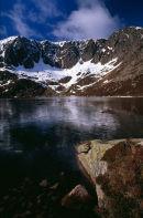 Retreating Ice, Lochnagar