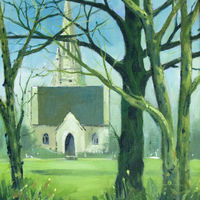Church in the Trees
