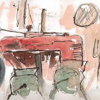 Denny Tractor - 2013