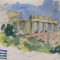 Parthenon Greece - 2012