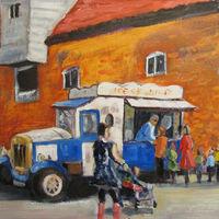 The Ice Cream Seller